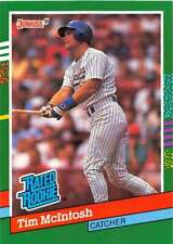 1991 Donruss Baseball Leaf Preview Factory Set Variant Pick From List 401-600