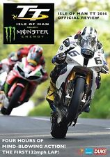 Isle of Man TT - Official Review 2014 (New DVD) McGuinness Anstey Dunlop