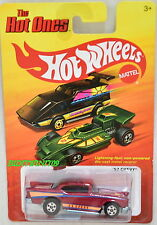 HOT WHEELS 2011 THE HOT ONES '57 CHEVY W+