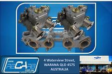 Mitsubishi Astron Early Engines - GENUINE Twin 40 DCOE WEBER Carburettor Kit