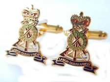 Royal Pioneer Corps Military Cufflinks
