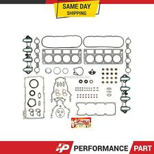 Full Gasket Set for 99-01 Chevrolet GMC Buick Cadillac 4.8L & 5.3L V8 OHV