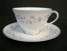 ROYAL DOULTON CHALET TEA CUP AND SAUCER
