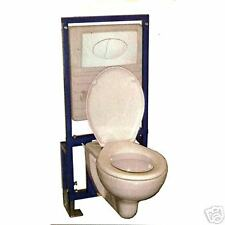 Cuvette toilette suspendu Báti Support complet SOL