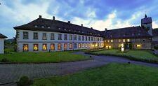 4 Tage Verwöhnurlaub Kurzurlaub im 4**** Hotel Schloss Gehrden Weserbergland