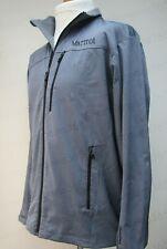 Men/'s Marmot M2 Softshell Fusion Jacket Green Lichen//Slate Grey 50720 NWT