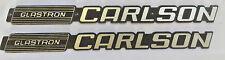 Glastron Carlson Logo Emblem Decal