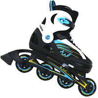 Stuf Xoom Junior inline skates kinder-inliner Patins à roulettes taille réglable