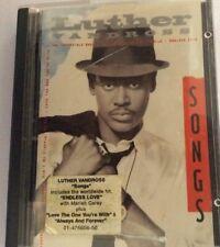 Luther vandross Songs Minidisc MD Minidisk