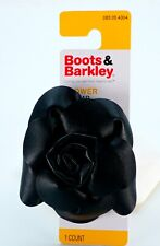 Boots & Barkley Flower Dog Collar Slide On Pets Accessory Blooming Flower Tags