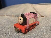 Thomas & Friends Take Along N Play Die Cast Metal Train Rosie Engine 2006 RARE!
