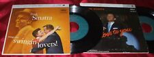 FRANK SINATRA Songs for Swingin Lovers Part 3 45 RECORD EP + Close to You pt 3