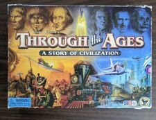 Through the Ages - A Story of Civilization Board Game - 2009 edition