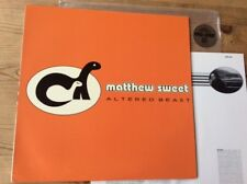 LP Matthew Sweet ‎– Altered Beast - Zoo Entertainment ‎– HQ 180 --  ßß