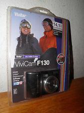 Vivicam F130 14.1 megapixel camera New In Box Buy It Now Save Dollars