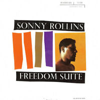 Sonny Rollins ‎– Freedom Suite Vinyl LP Riverside Records NEW/SEALED 180gm