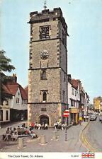 uk7973 clock tower st albans uk