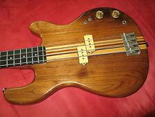 Kramer DMZ 4000 Bass Guitar with aluminum neck (1979, good condition, very rare!