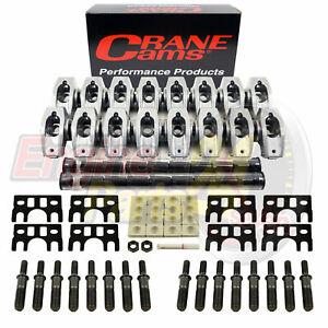 HOLDEN V8 253 308 304 EFI 5.0L ROLLER ROCKERS CRANE BOLT ON ADJUSTABLE 24745-16