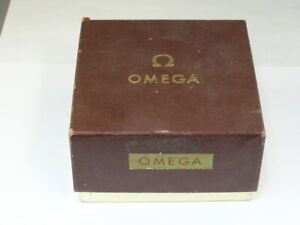 Vintage Omega Outer Watch Box