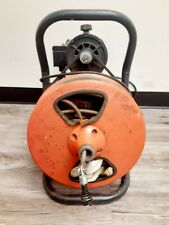 General Roto Rooter Drain Sewer Cleaning Machine 12/B3027C