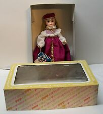Effanbee Rapunzel Doll Long Hair with Original Box and Tag Vintage