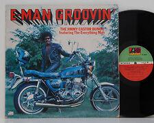 Jimmy Castor Bunch e-man Groovin 'NM # F