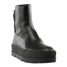 PUMA 366266-01 Fenty Chelsea Women's Sneaker Boots Size 8.5 (Black)