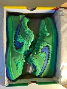 Nike SB Dunk Low Grateful Dead Bears Green US 10.5