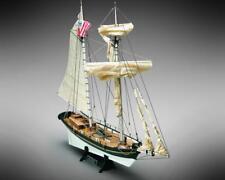 Mamoli Alert. American Privateer 1818 1:45 MV55 Model Boat Kit