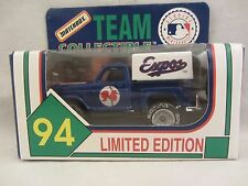 Matchbox  L.E. 94 Team Collectible  Expos  1:64 scale  (517)  MLB-94-20
