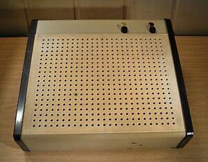 DDR Basisgerät EAW Elektronik-Trainer,Experimentierplatz für den Schulunterricht