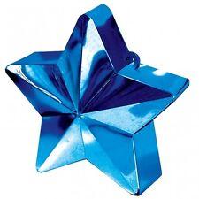 Amscan 170 G / 6 Oz Poids de Ballon Étoile Bleu
