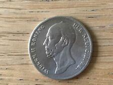 1/2 Gulden 1848/47  Z. Fr.