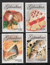 CEPT, Europa Gibraltar 2005, Mi 1122/1125 postfrisch KW 8,00€