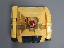 Power Rangers Zeo Deluxe Pyramidas The Carrier Zord Pyramid 1996 INCOMPLETE
