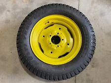 John Deere Wheel Am103729 14x6 Amp Tire 25x850 14 Assembly