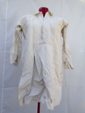 Chemise lin type réglementaire poilu 14/18 WW1 old french shirt vintage