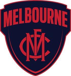 Sticker - AFL Melbourne Demons (Big)