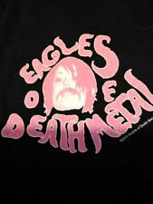 Eagles of Death Metal Black 2003 Rock Licensed XL Tee T-Shirt NEW Made in USA