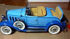 New ListingFranklin Mint '32 blue Chevy & red '36 Ford Convertible
