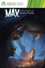 MAX: la maledizione della Fratellanza XBOX 360 chiave di consegna istantanea