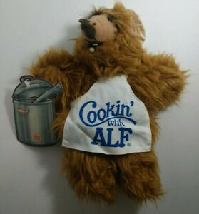Cookin' With Alf Vintage Puppet From Burger King