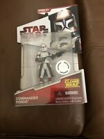 Commander Ponds Star Wars The Clone Wars Toys R Us Exclusive Figure