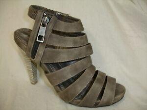 Your Style Damen Sandalette Kunstleder 11402 d.taupe EUR 39