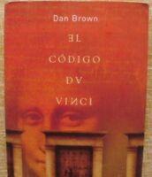 Dan Brown/ El código Da Vinci/ Umbriel Editores/ 2004/ 557 páginas/ Barcelona