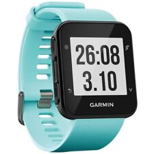 Garmin Forerunner 35 Fitness GPS Running Watch with HRM Frost Blue Edition