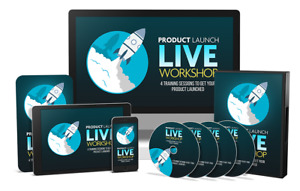 Product Launch LIVE Workshop - Ready to Start Using Real Strategy?