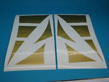 Heinkel Perle Dekor Aufkleber Dekor Schriftzug Sticker Gold