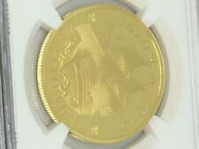 2020 Mayflower 400th Anniv. Gold coin PF70UC First day of Issue Issued 500pcs